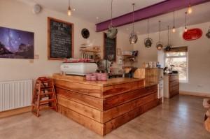 The Coffee Apothecary - counter