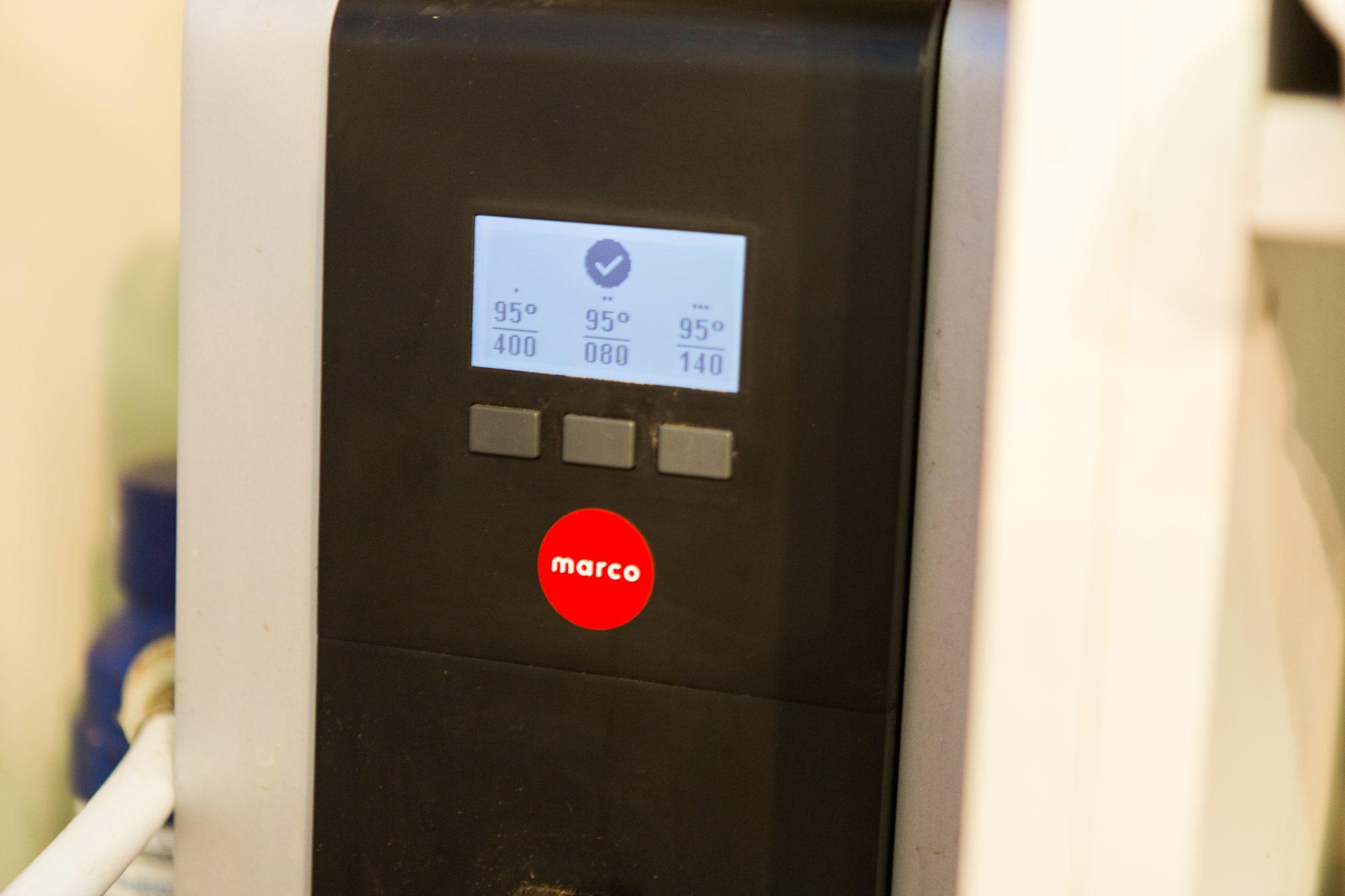 MIX - Multi-temperature boiler