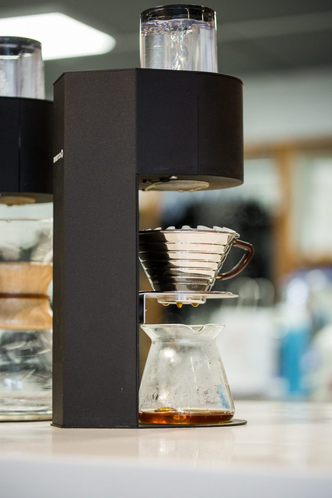 perfect filter coffee