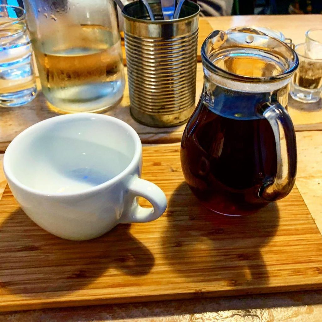 The Changing Coffee and Tea Experience