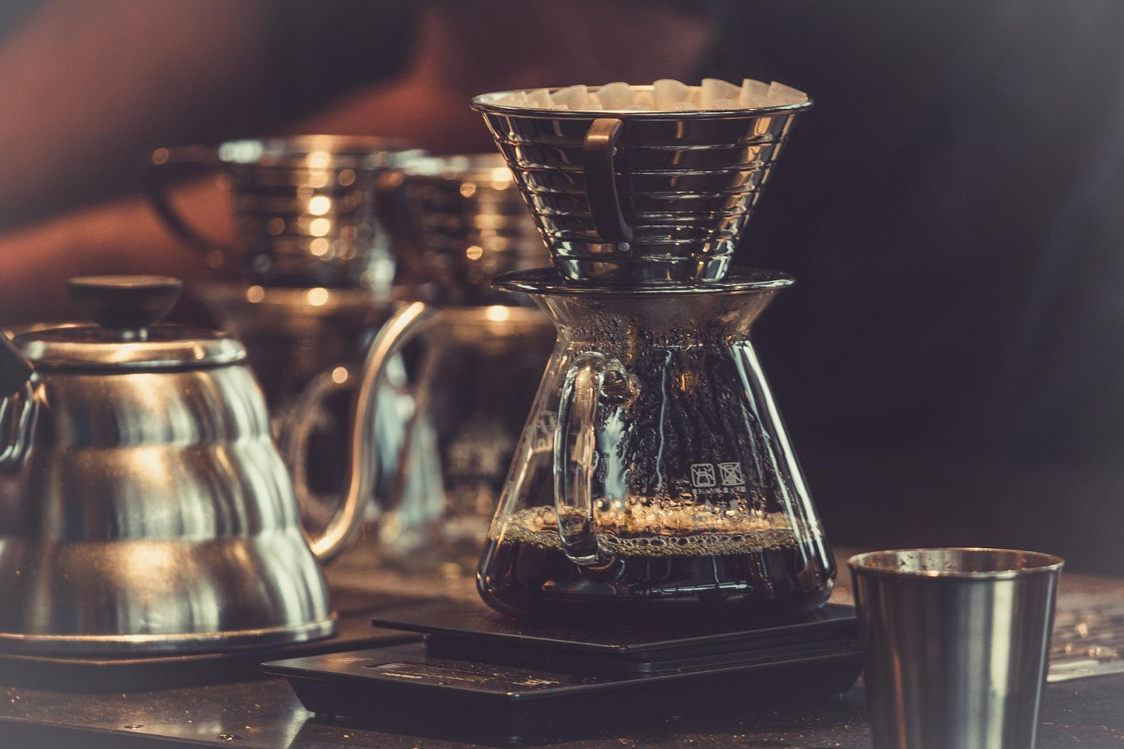Adding filter coffee to your menu